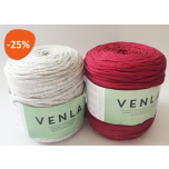 "T-shirt Yarn ""Venla"" Inspiration Kit"